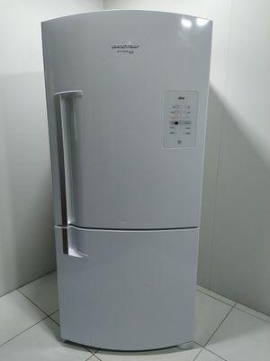 Refrigerador Brastemp 573l Frost Free Ative Inverse Maxi 2 Portas C/ Smart Bar - Branco