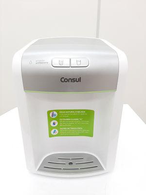 Purificador Consul De Agua C/ Filtragem Classe A E Refrigeracao Eletrônica - Branco