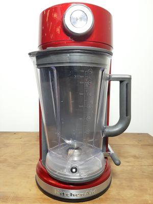 Liquidificador Kitchenaid C/ Magnetic Drive Jarra De 1,7l - Vermelho