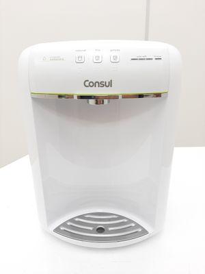 Purificador Consul De Agua Refrigerado Sem Pressurizador 36 Codigo - Branco