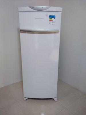 Freezer Brastemp Vertical 1 Porta 197l Br - Branco
