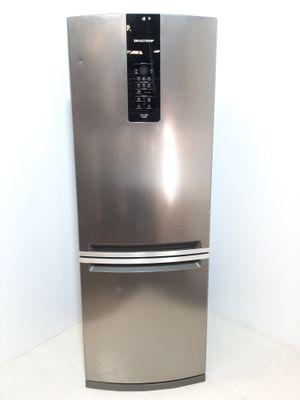 Refrigerador Brastemp 2 Portas 460l  Pl - Inox