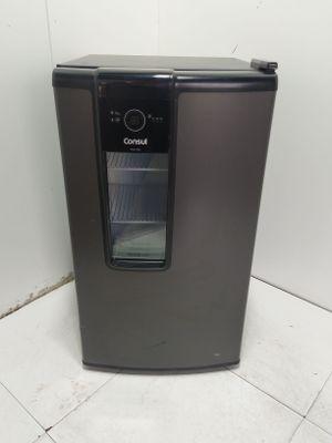Cervejeira Consul 82l Porta Metal/vidro  - Titanium