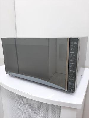 Micro-ondas Brastemp 32l C/ Painel Integrado E Funcao Grill  - Inox