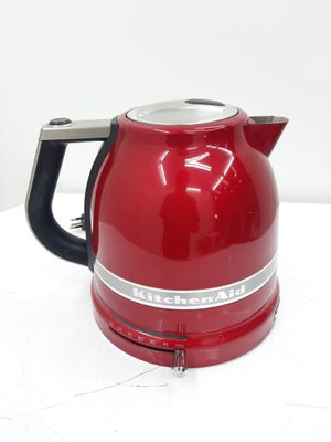 Chaleira Kitchenaid Eletrica - Apple Red