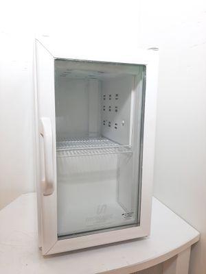 Frigobar E-mechanics C/ Termostato E Porta De Vidro - Branco