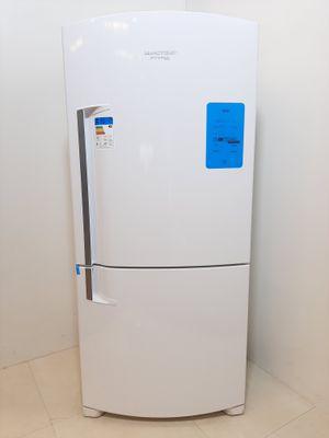 Refrigerador Brastemp Frost Free Ative Inverse Maxi 2 Portas 573l - Branco