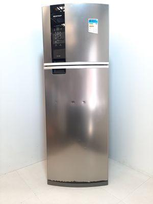 Refrigerador Brastemp 2 Portas 500l Pl - Inox