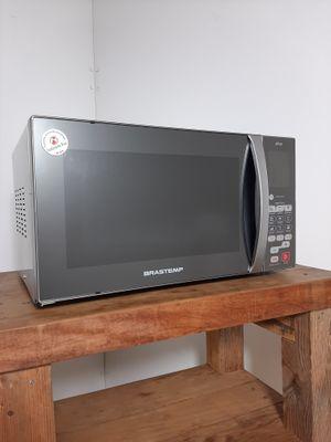 Micro-ondas Brastemp 38l - Inox