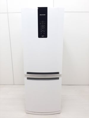 Refrigerador Brastemp 460l Frost Free Inverse 2 Portas C/ Freeze Control Advanced - Branco