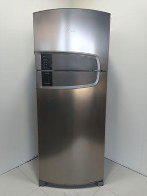 Refrigerador Consul 405l Frost Free 2 Portas C/ Filtro Bem Estar E Painel Touch  - Inox