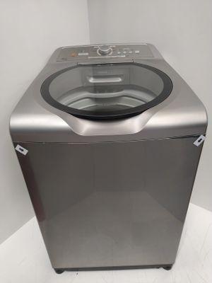 Lavadora Brastemp 15kg  - Inox
