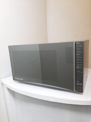 Micro-ondas Brastemp 32l C/ Painel Integrado E Função Grill  - Espelhado