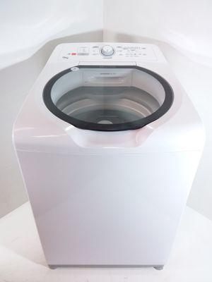 Lavadora Brastemp 15 Kg C/ Ciclo Edredom Especial, Enxágue Antialérgico E Ciclo Mais Branco - Branco