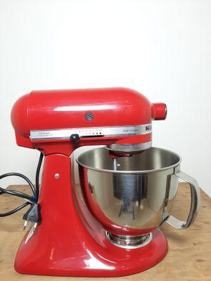 Batedeira Kitchenaid Stand Mixer C/ 10 Velocidades - Empire Red - Vermelho