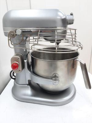 Batedeira Kitchenaid Stand Mixer Profissional 7,6l - Prata