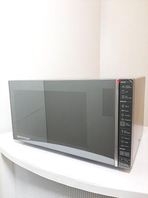 Micro-ondas Brastemp 32l Função Grill  - Inox