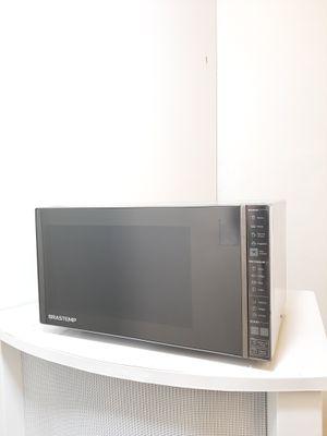 Micro-ondas Brastemp 32l  - Inox