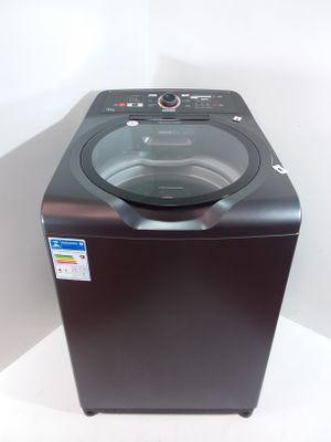 Lavadora Brastemp 15 Kg C/ 8 Programas De Lavagem E Cesto Inox - Alu