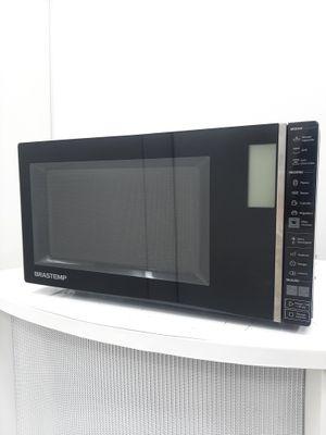 Micro-ondas Brastemp 32l Funcao Grill  - Preto