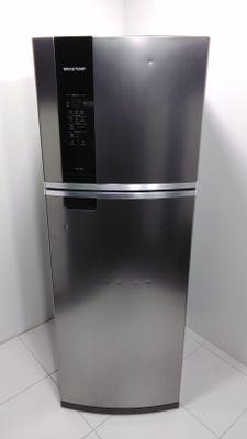 Refrigerador Brastemp 500l 2 Portas  - Inox