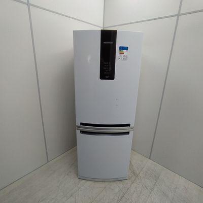 Refrigerador Brastemp 443l Frost Free Inverse C/ Turbo Ice 2 Portas  - Branco