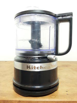 Mini Processador Kitchenaid De Alimentos  - Black