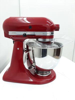 Batedeira Kitchenaid Stand Mixer Artisan 4,8l - Vermelho