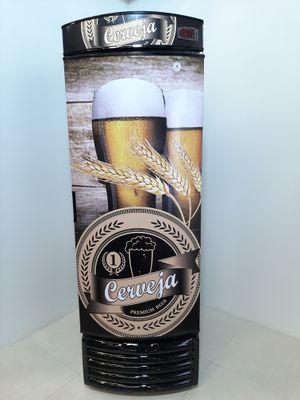 Cervejeira Emechanics Envelopada 497l - Preto