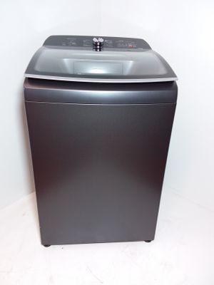 Lavadora Brastemp 12 Kg Cesto Inox 12 Programas De Lavagem E Agua Quente - Titânio