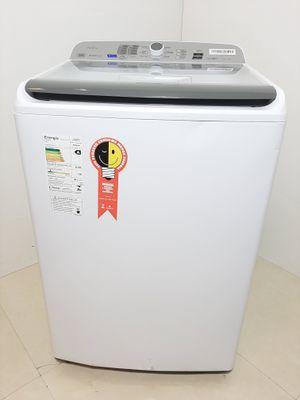 Lavadora Panasonic 14kg C/ Cesto Inox E 09 Programas De Lavagem - Branca