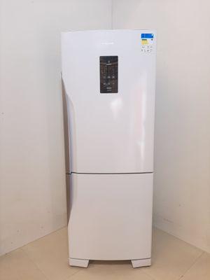 Refrigerador Panasonic 425l Frost Free Com Tecnologia Econavi E Painel Easy Touch - Branco