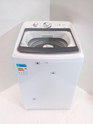 Lavadora Consul 12kg Cesto Inox 16 Programas De Lavagem  - Branco