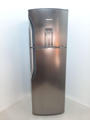 Refrigerador Panasonic Frost Free 387l 2 Portas - Aço Escovado