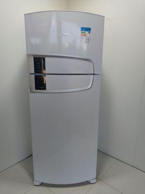 Refrigerador Consul 405l Frost Free 2 Portas C/ Filtro Bem Estar E Painel Touch  - Branco