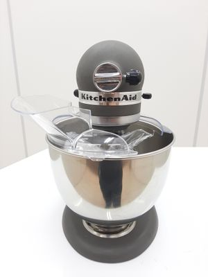 Batedeira Kitchenaid 83l Stand Mixer Imperial Gray C/ 10 Velocidades 4, - Cinza