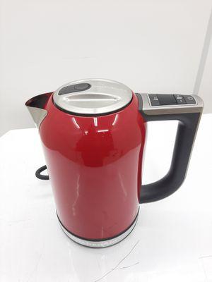 Chaleira Kitchenaid Elétrica Vermelho - Vermelho