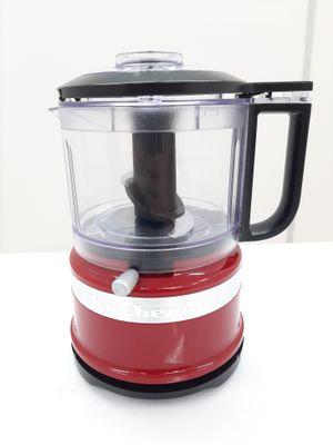 Mini Processador Kitchenaid De Alimentos  - Vermelho