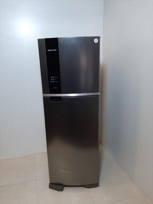 Refrigerador Brastemp 2 Portas 375l Pl - Inox