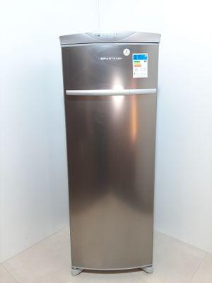 Freezer Brastemp Vertical 1 Porta 228l Pl - Inox