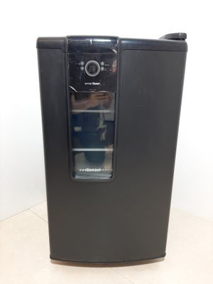 Cervejeira Consul Smartbeer Porta Metal/vidro 82l Pr - Preto