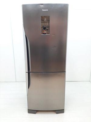 Refrigerador Panasonic 425l Frost Free 2 Portas Inverse C/ Tecnologia Inverter - Aco Escovado