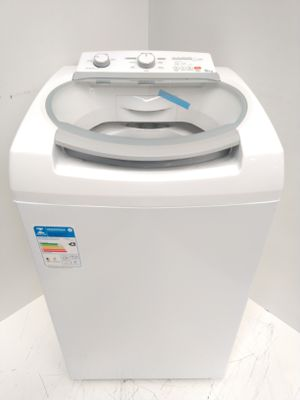 Lavadora Brastemp 9kg C/ Ciclo Tira Manchas E Enxague Duplo - Branco