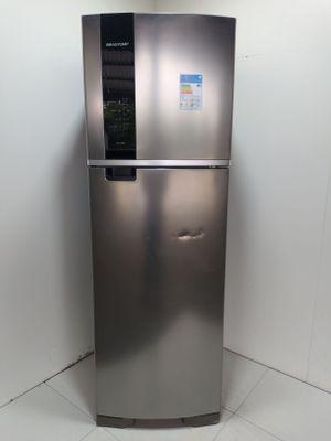 Refrigerador Brastemp 400l Frost Free C/ Freeze Control 2 Portas  - Inox