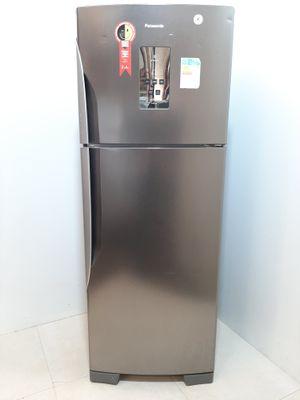 Refrigerador Panasonic Frost Free 483l 2 Portas Com Tecnologia Inverter - Aço Escovado