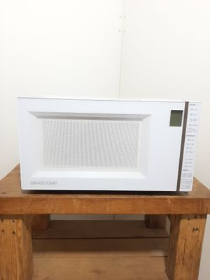 Micro-ondas Brastemp 32 L - Branco