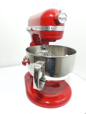 Batedeira Kitchenaid Stand Mixer Pro 600 5,7l - Passion Red