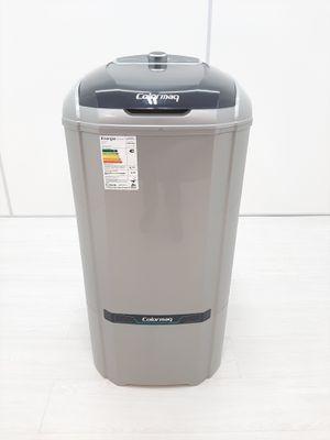 Tanquinho Colormaq 10kg Semiautomatico - Prata