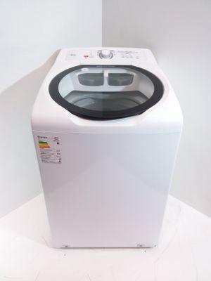 Lavadora Brastemp 12kg C/ Superfiltro E Enxágue Antialérgico  - Branca