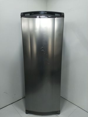 Refrigerador Consul 342l Frost Free 1 Porta C/ Gavetao Hortifruti  - Inox